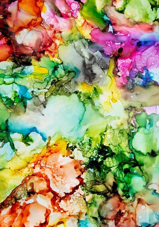 Watercolour print